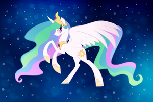 Star Fields and Daylight by SallinDaemon