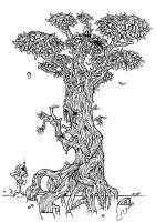 Weeping Willow by Goomba-2007