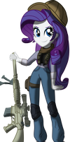 DL33TED Commission: DayZ Rarity by InkRose98