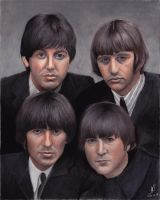 The Beatles 2011 by ArielRGH