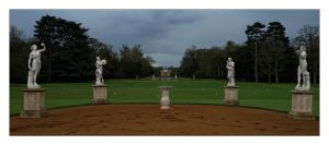 The Croquet Lawn by Bogbrush