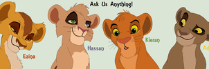 Ask The Outlander Cubs~ by Cece-Edgars-Sister