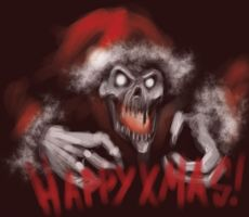 Happy Christmas Everybody by odingraphics
