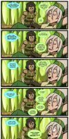 LoK: Story Time with Toph by Neodusk