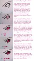 Using Brush Markers for Eyes by Zirconia