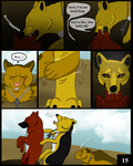 The Beginning of the End Page 15 by RafikiThePacmanFrog