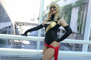 Mrs. Marvel by DISC-Photography