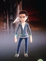 Xbox 360 Avatar 2 by ExcaliburSonic
