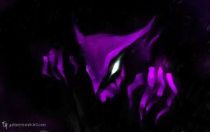 Haunter: 15 min. by Tekamza