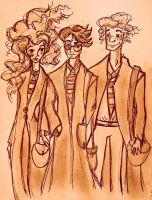 Harry Potter's team by AnnetB