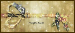 Key blade by ColourmeCatalina