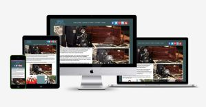 Blake Photography and Video Responsive Website by jsabbott