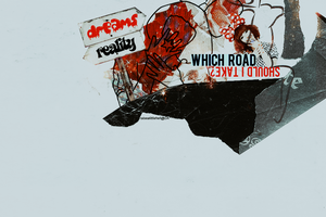 Which Road Should I Take? by raisealittlehell