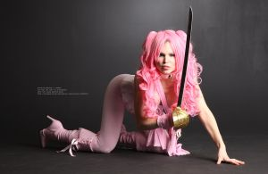 The Pink Pirate - 10 by mjranum-stock
