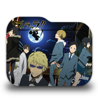 Durarara!! Folder Icon by AinoKanade