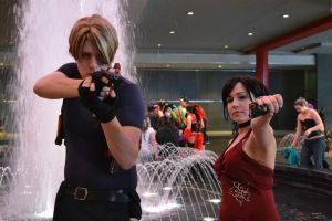 Acen 2011 Resident Evil by Shinigami-X