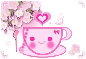 Tea Cup by mymelody1