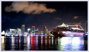 Cruise in Downtown Miami by asainz320