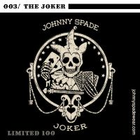 003/ THE JOKER TSHIRT by johnnyspadewear
