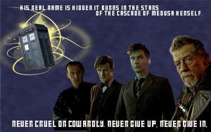 Doctor Who The Promise (Second Version) by WildHorseFantasy