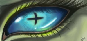 The Orc Eye by Sxania