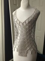 Chain Dress WIP by Utopia-Armoury