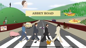 Abbey Road by FoolEcho