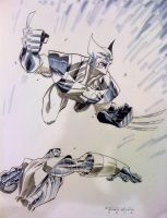 Sketch::Fastball Special by KharyRandolph