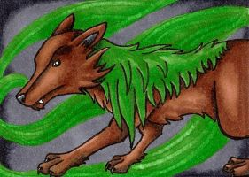 ACEO Lupuna by ElorenLeianor