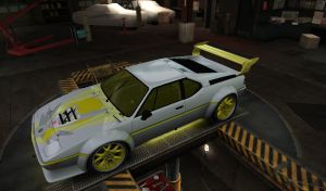 Need For Speed My Little Pony. Derpy Hooves M1 [3] by BerryVeloce