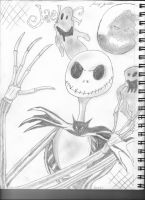 Jack the Pumpkin King by CronaBaby
