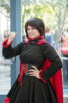 Ruby @ FanimeCon by Dusha-Soul
