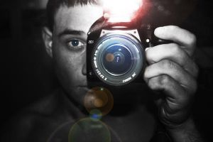ME and my Cam by shaybenmoussa