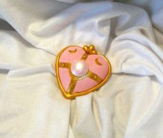 PGSM Sailor Moon broach by MayuriMoon