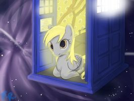 The Cosmic View by Faulty-Roze