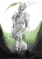 Welcome to Oz: Tinman of Oz by St-Darian