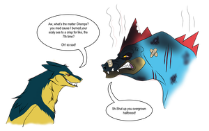 Feraligatr is overrated (Edit) by blueharuka