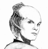 Ambassador Delenn of Minbar by eugeal