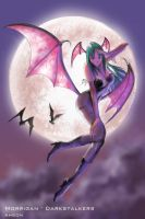 Morrigan by ahson