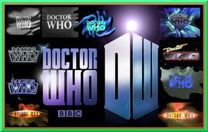The New Doctor Who Logo... by Aswang301