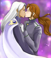kunzite and Zoisite by Sailormary87