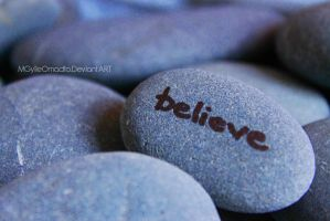 BELIEVE by MGylleOmadto