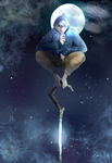 Jack Frost by IntoTheFrisson