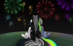 MLP - Happy New Year! by FunkyBacon