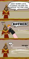 -Surprise, Mr. Firelord- by Golden-Flute