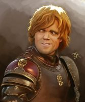 Tyrion Lannister - The Imp by Ignis-vitae