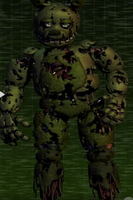 Springtrap by spiralthedragon