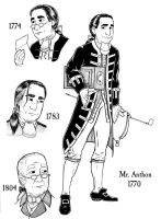 Anthon Model Sheet by Vogelein