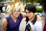 DBZ - Gohan and Videl by LiquidCocaine-Photos
