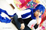 Vocaloid: Kaito by z3LLLL
